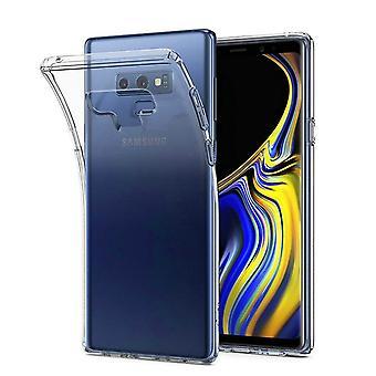 iCoverCase ? Samsung Galaxy Note 9  Carcasa transparente de TPU