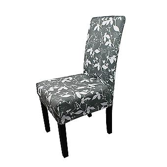 FP3 - Floral Printed Short Spandex Chair Cover