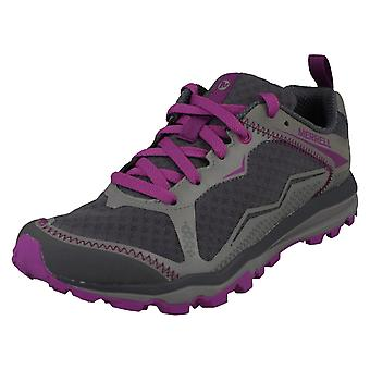 Damen Merrell Lace Up Trainer All Out Crush Light