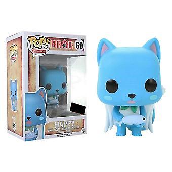 Fairy Tail Happy Pop! Vinyl