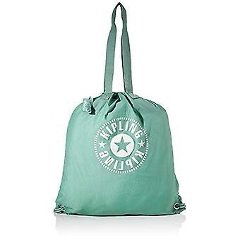 Kipling KiplingDrawpack Women's Bag ToteVerde (Fro Mint Light) 39x43x1 Centimeters (B x H x T)