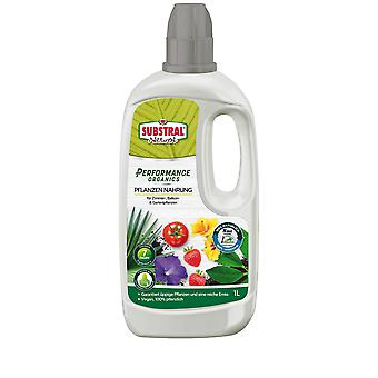 SUBSTRAL® Natural® Performance Organics Plants Food, 1 litre