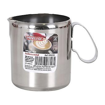 Milk jug Privilege Metal