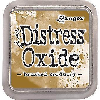 Tim Holtz Distress Oxides Ink Pad - Corduroy cepillado
