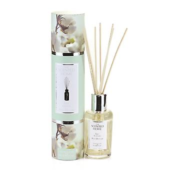 Ashleigh & Burwood Scented Home 150ml Reed Diffuser Gift Set  Soft Cotton