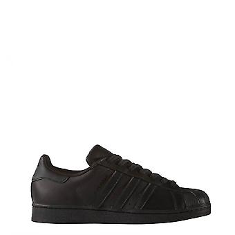 Adidas Original Unisex All Year Sneakers - Black Color 31958