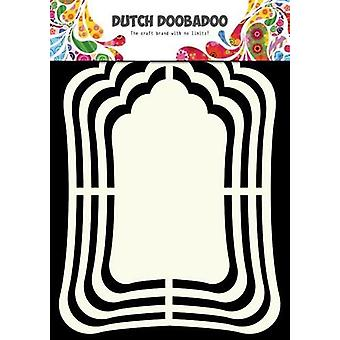 Dutch Doobadoo Dutch Card Art Label mirror 470.713.114