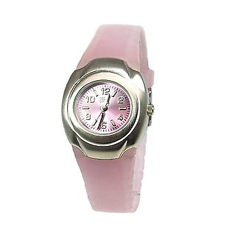 Carvel Lilac Translucent Strap Ladies Fashion Watch C958.14CA