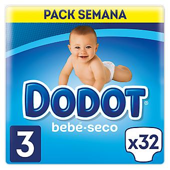 Dodot T-March 4 to 10 Kg 32 Units