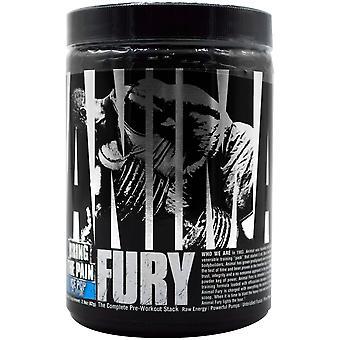 Universal Nutrition Animal Fury Voedingssupplement - Ice Pop - 5 porties
