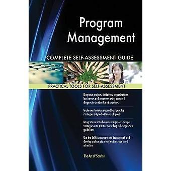 Program Management Complete SelfAssessment Guide by Blokdyk & Gerardus