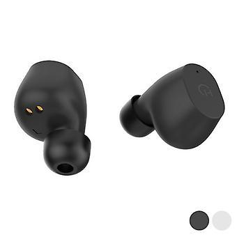 Bluetooth Headset with Microphone Hiditec Kondor 450 mAh/White