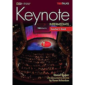 Keynote Intermediate Teachers Book with Audio CDs by Paul Dummett