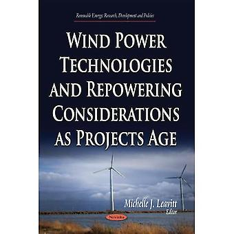 WIND POWER TECHNOLOGIES REPO (Renewable Energy: Research, Development and Policies)