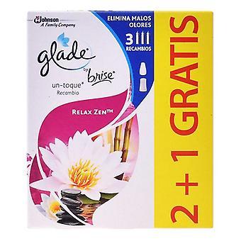 Air Freshener Refills Glade Brise (3 pcs)/Relax Zen