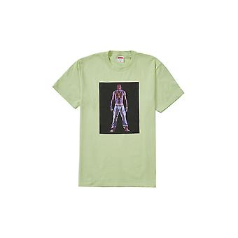 Supremo Tupac Hologram Tee Pale Mint - Roupa