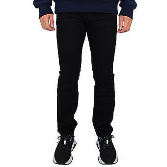 Hugo boss men's maine 3 black jeans