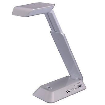 Xtralite EU Plug Portable LED Light Folding Task Light For Table/Desk