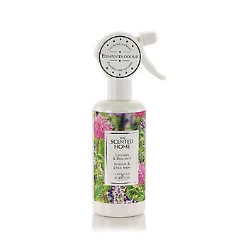 Ashleigh & Burwood Duftede Home Interieur & Leinen Spray Lavendel & Bergamotte