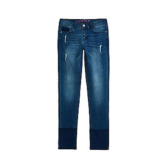 Esprit Girls' Super Stretchy Jeans With Distressed Effects