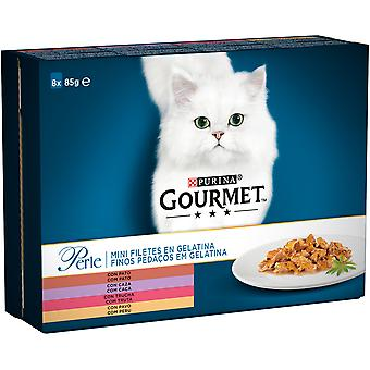 Gourmet Thin slices Assortment gelatin Mp (Cats , Cat Food , Wet Food)