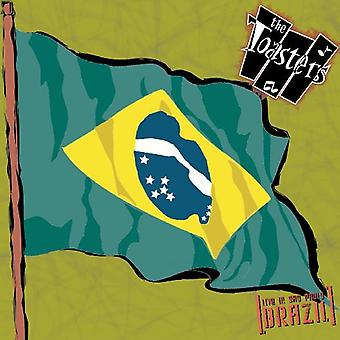 Toasters - Live in Brazil [CD] USA import