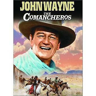 John Wayne - Comancheros [DVD] USA import