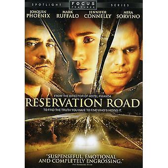Reservation Road [DVD] USA import