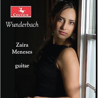 Bach, J.S. / Meneses - Wunderbach [CD] USA import