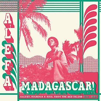 Alefa Madagascar [CD] USA import