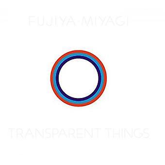Fujiya & Miyagi - Transparent Things [Vinyl] USA import