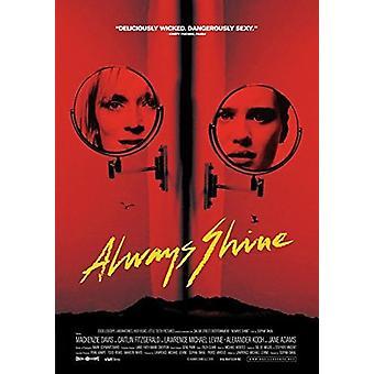 Always Shine [Blu-ray] USA import