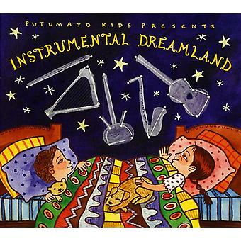 Putumayo Kids Presents - Instrumental Dreamland [CD] USA import