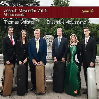 Joseph Mayseder 5 [CD] USA import