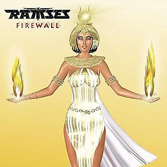 Ramses - Firewall [CD] USA import