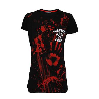 Darkside - zombie killer 13 - womens capsleeve t-shirt