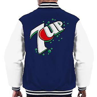 7up 00s Bubble Logo Men's Varsity Jacket