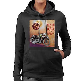BSA Eclipses Women's Hooded Sweatshirt