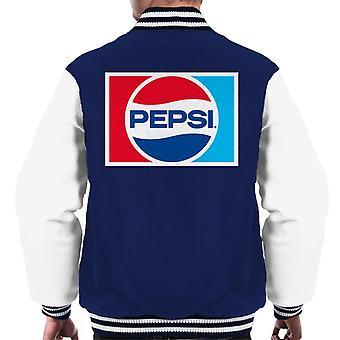 Pepsi 1984 Retro Logo Men's Varsity Jacket