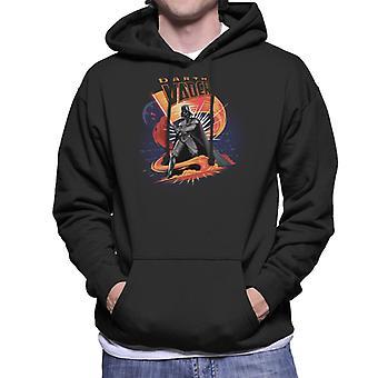 Star Wars Darth Vader Lightsaber Men's Hooded Sweatshirt