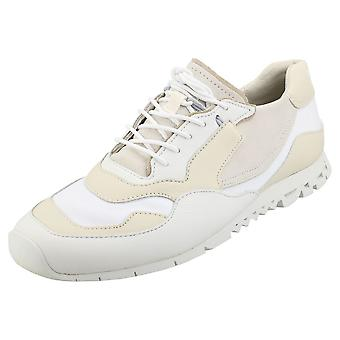 Camper Nothing Mens Running Trainers in Off White