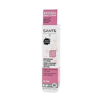 Eye contour moisturizing cream for Dry skin 15 ml