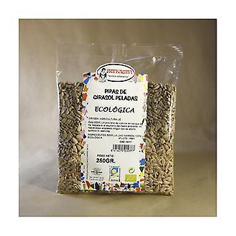 Ecological Peeled Sunflower Seeds 250 g
