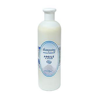 Lavender clay shampoo for normal hair 500 ml