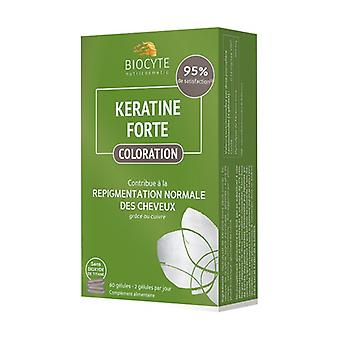 Keratin strong coloring 60 capsules