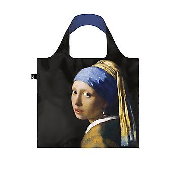Loqi Women's Vermeer With A Pearl Earring Bag