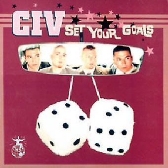 Civ - Set Your Goals [Vinyl] USA import