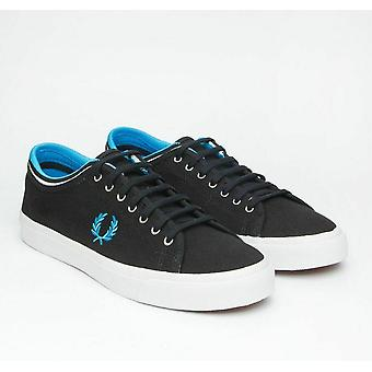 Fred Perry Men's Kendrick Tipped Cuff Canvas Shoes B5210-102