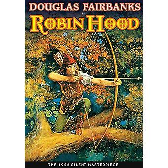 Robin Hood (1922) [DVD] USA tuonti