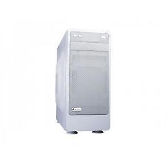 *ADJ 200-00007 Ivory White Midi-Tower [ATX, 580W, 5.25x10 3.5x9 PCIx7,SATAx4,20+4PIN, 4+)PIN, 120MM]